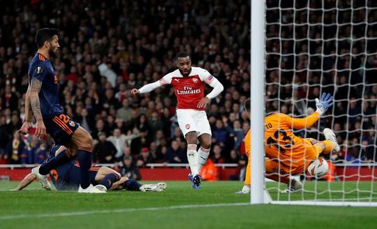 Ngược dòng giành lợi thế, Arsenal và Chelsea mơ vé chung kết Europa League - Ảnh 7.