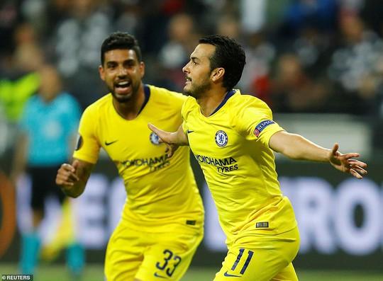 Ngược dòng giành lợi thế, Arsenal và Chelsea mơ vé chung kết Europa League - Ảnh 4.