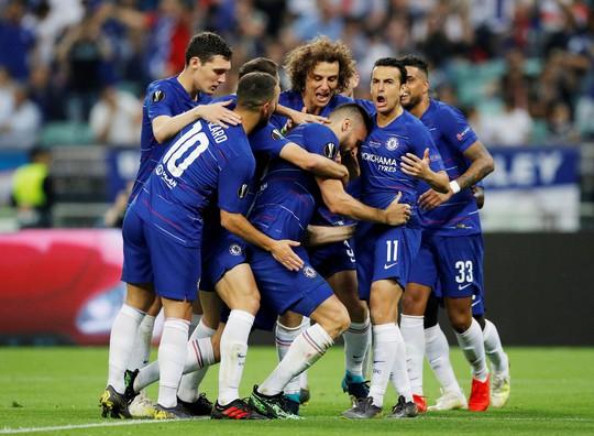 Pháo tịt ngòi ở Baku, Chelsea đăng quang Europa League - Ảnh 5.