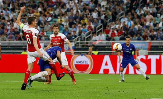 Pháo tịt ngòi ở Baku, Chelsea đăng quang Europa League - Ảnh 4.