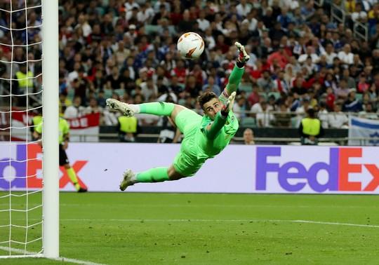 Pháo tịt ngòi ở Baku, Chelsea đăng quang Europa League - Ảnh 6.