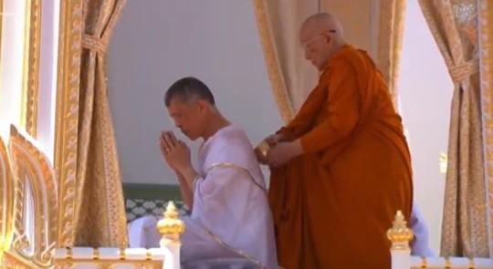 Thái Lan tổ chức lễ đăng quang của Quốc vương - Ảnh 13.