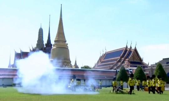 Thái Lan tổ chức lễ đăng quang của Quốc vương - Ảnh 15.