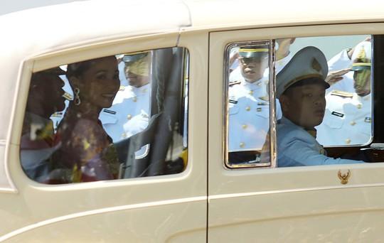 Thái Lan tổ chức lễ đăng quang của Quốc vương - Ảnh 4.