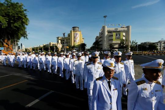 Thái Lan tổ chức lễ đăng quang của Quốc vương - Ảnh 5.