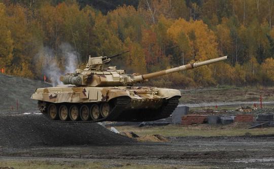 Vén màn cỗ xe tăng bất khả xâm phạm của Nga - Ảnh 1.