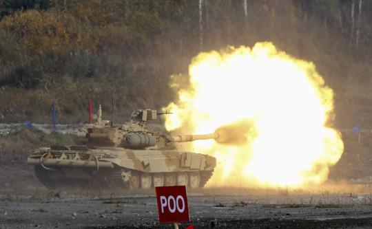 Vén màn cỗ xe tăng bất khả xâm phạm của Nga - Ảnh 2.