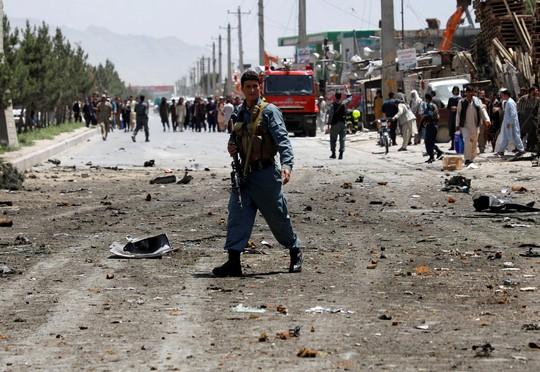IS mở rộng ở Afghanistan, âm mưu tấn công phương Tây - Ảnh 1.