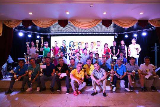 Tưng bừng Giải Quần vợt ViTAR Open 2019 - Ảnh 5.