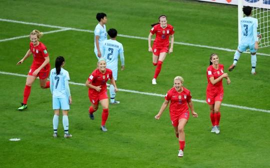 Sốc: Tuyển Thái Lan thua thảm 0-13 tại World Cup bóng đá nữ - Ảnh 4.
