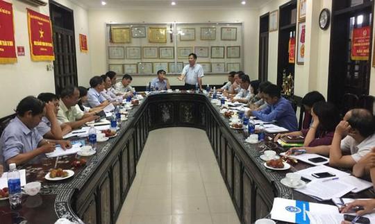 Thừa Thiên - Huế: Cưỡng chế doanh nghiệp nợ BHXH - Ảnh 1.