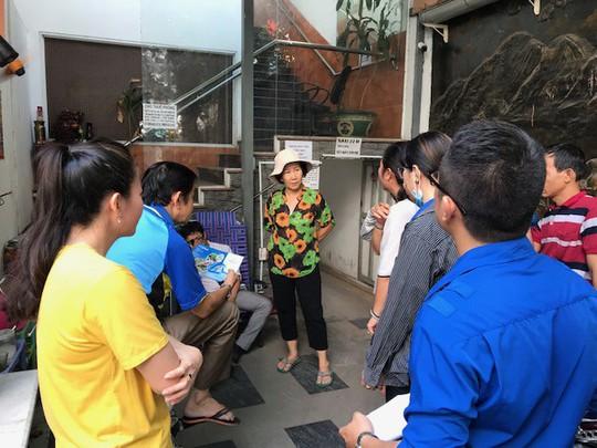 TP HCM: Vận động người dân giảm khai thác nước ngầm - Ảnh 1.