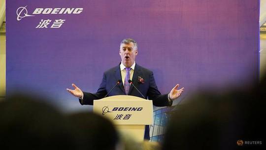 Boeing xin lỗi về hai vụ rơi máy bay 737 MAX - Ảnh 1.