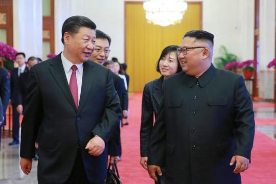 Ông Tập Cận Bình sắp thăm Triều Tiên - Ảnh 1.