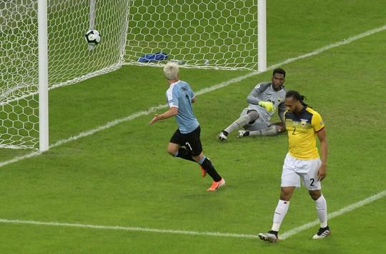 Uruguay đại thắng, khẳng định vị thế ứng viên vô địch Copa America - Ảnh 3.