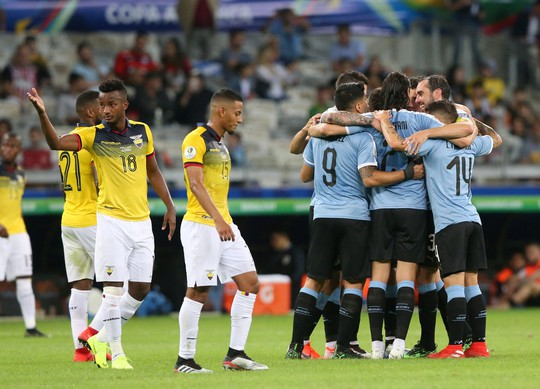 Uruguay đại thắng, khẳng định vị thế ứng viên vô địch Copa America - Ảnh 8.