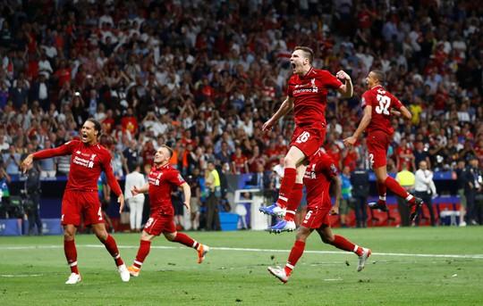 Thắng 2 sao, Liverpool vô địch Champions League - Ảnh 3.