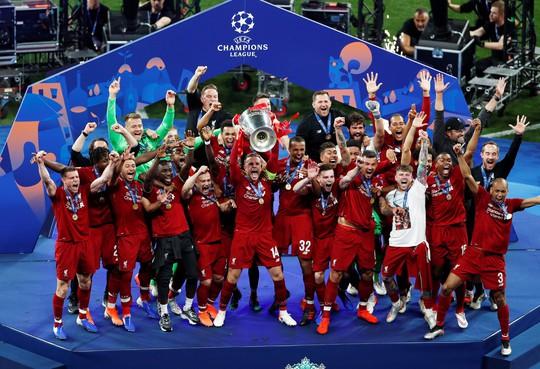 Thắng 2 sao, Liverpool vô địch Champions League - Ảnh 22.