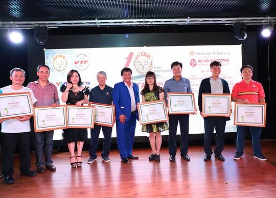 """Giải Quần vợt mở rộng """"ViTAR HÈ 2019"""": Gắn kết người Việt  - Ảnh 4."""