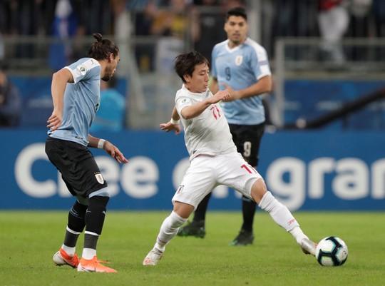 Uruguay ngược dòng, Nhật Bản chia điểm tiếc nuối - Ảnh 5.