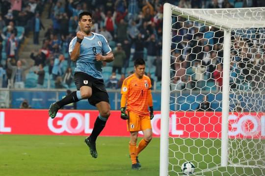 Uruguay ngược dòng, Nhật Bản chia điểm tiếc nuối - Ảnh 3.