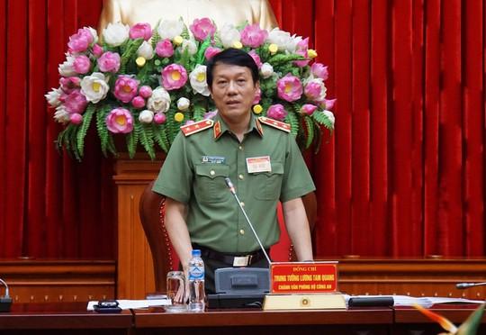 Lãnh đạo Bộ Công an nói về vụ Chủ tịch HĐQT Alibaba xúc phạm công an xã - Ảnh 2.