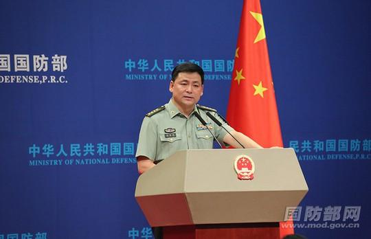 Trung Quốc ngang ngược về vấn đề biển Đông - Ảnh 1.