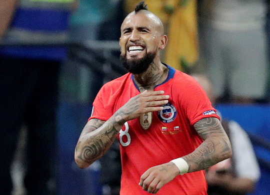Clip: VAR hai lần giải cứu, Colombia vẫn gục ngã trước Chile - Ảnh 7.