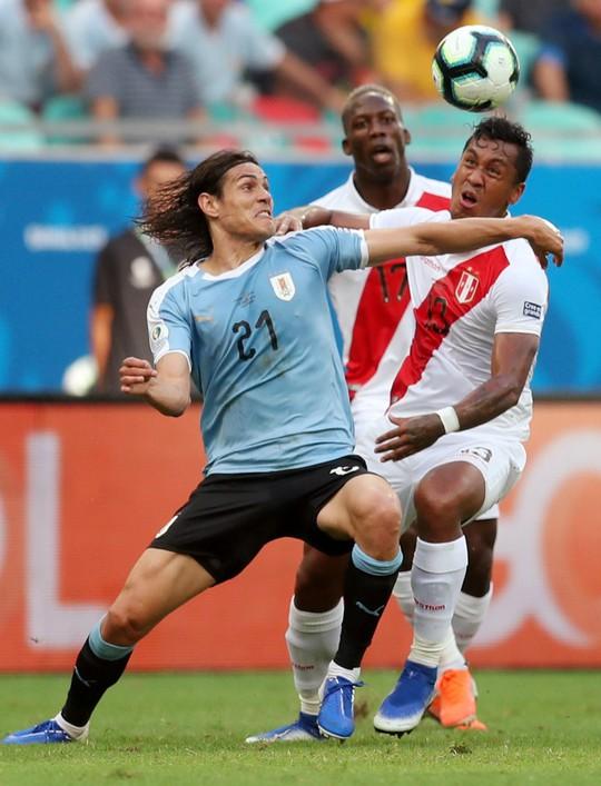 Suarez đá hỏng 11 m, Uruguay thua sốc Peru ở Copa America - Ảnh 3.