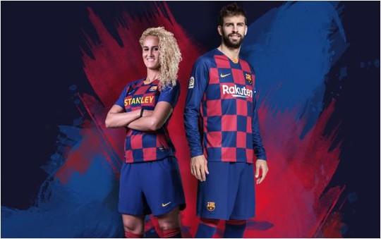 Fan hâm mộ thất vọng với trang phục mới của Barcelona - Ảnh 4.