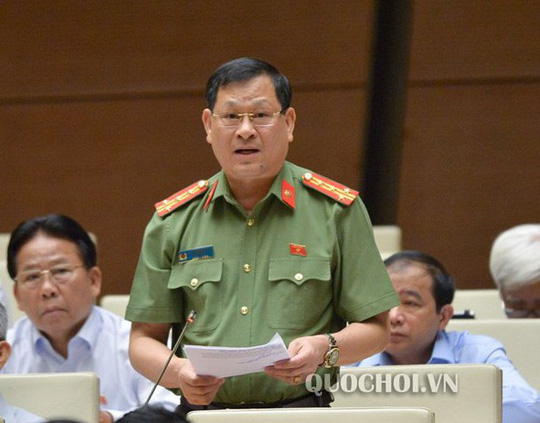 Đại biểu Nguyễn Hữu Cầu nói gì về phần trả lời chất vấn của Bộ trưởng Tô Lâm? - Ảnh 1.