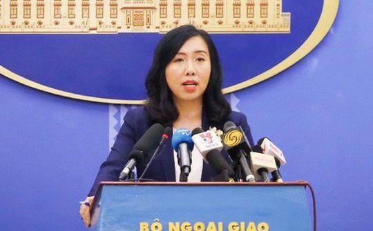 Người phát ngôn lên tiếng về phát biểu của Thủ tướng Singapore cho rằng Việt Nam xâm lược Campuchia - Ảnh 1.
