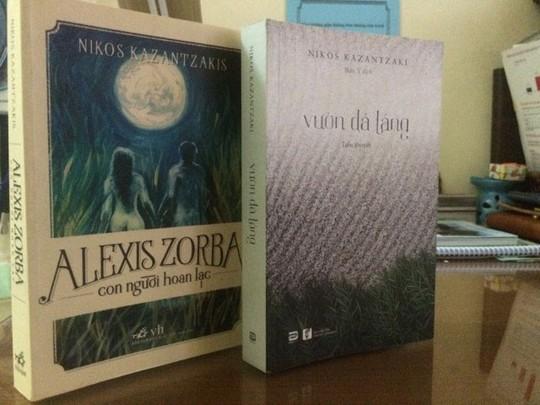 Hành trình về phương Đông của Nikos Kazantzakis - Ảnh 1.