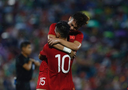 Xem lại vũ khúc trong mưa của U23 Việt Nam - Ảnh 11.