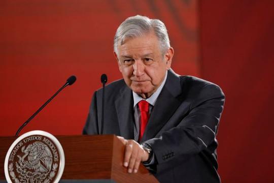 Mỹ hủy áp thuế, Mexico muốn kết thân - Ảnh 1.