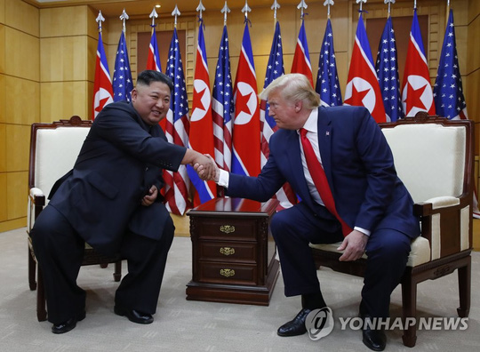 Ông Trump: Quan hệ giữa Mỹ và Triều Tiên rất tốt đẹp - Ảnh 2.