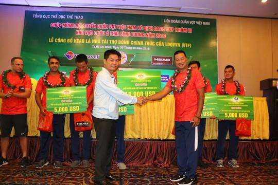 Quần vợt Việt Nam: Thách thức còn ở phía trước - Ảnh 4.
