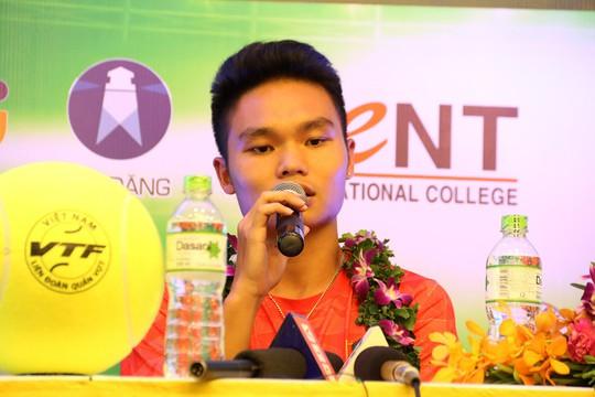 Quần vợt Việt Nam: Thách thức còn ở phía trước - Ảnh 1.