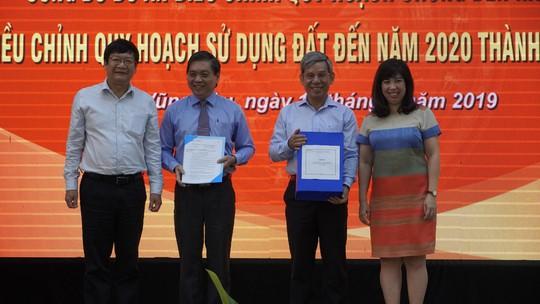 Công bố điều chỉnh quy hoạch chung và quy hoạch sử dụng đất TP Vũng Tàu - Ảnh 2.