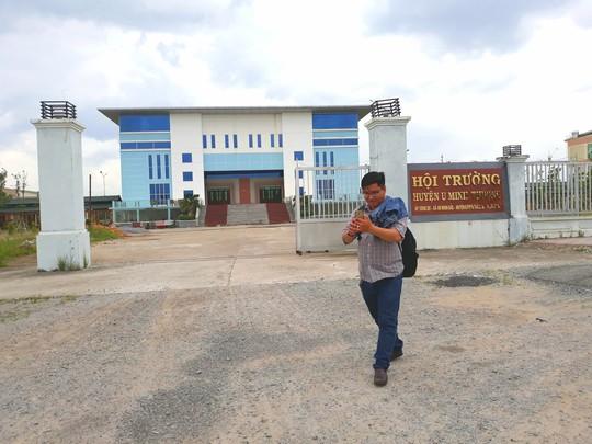 Bắt 3 cán bộ liên quan nhiều dự án lớn vùng U Minh Thượng - Ảnh 1.
