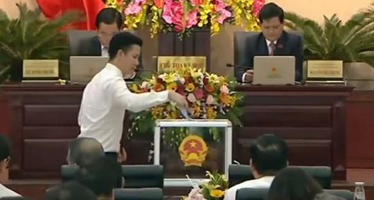 Ông Nguyễn Bá Cảnh chính thức thôi làm nhiệm vụ đại biểu HĐND TP Đà Nẵng - Ảnh 1.