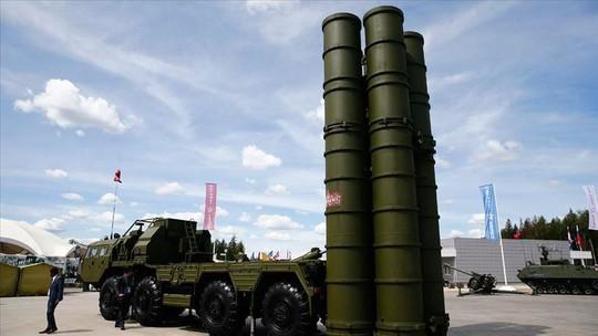 Hệ thống S-400 của Nga tới Thổ Nhĩ Kỳ - Ảnh 2.