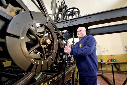 Đồng hồ Big Ben âm thầm đón sinh nhật lần thứ 160  - Ảnh 4.