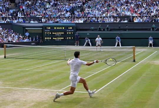 Djokovic có Grand Slam thứ 16 sau trận chung kết trong mơ - Ảnh 2.