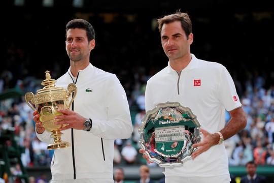 Djokovic có Grand Slam thứ 16 sau trận chung kết trong mơ - Ảnh 6.