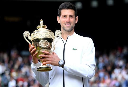 Djokovic có Grand Slam thứ 16 sau trận chung kết trong mơ - Ảnh 8.