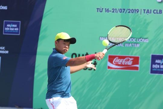 Tài năng trẻ Việt Nam tỏa sáng ngày khai mạc ITF World Tennis Tour Juniors 2019 - Ảnh 5.