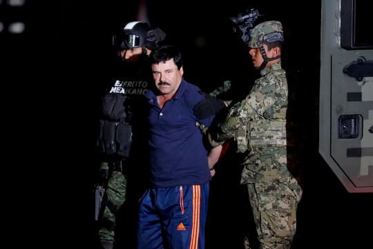 Trùm ma túy Mexico trả giá đắt tại Mỹ - Ảnh 1.