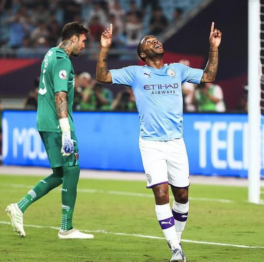 Sterling tỏa sáng, Man City đè bẹp West Ham ở Asia Trophy - Ảnh 5.
