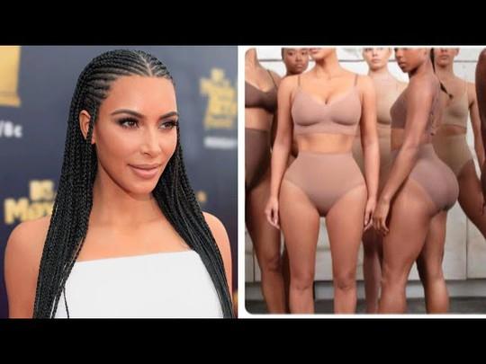 Bị dư luận Nhật Bản ném đá, Kim Kardashian đổi tên mẫu nội y - Ảnh 1.